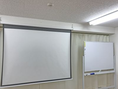 高崎白銀ビル 貸会議室 第四会議室【最大24席】 の設備の写真