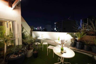 渋谷原宿ソラテラス 屋上&テラスBBQ~の室内の写真