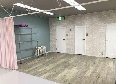 MIUバレエスタジオ レンタルスタジオの室内の写真