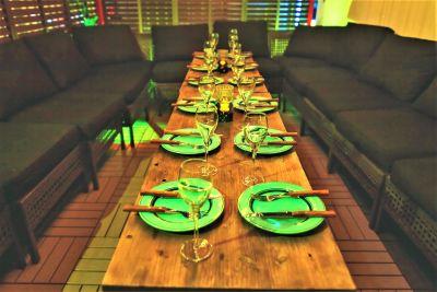 六本木TRAMP BAR 〜屋上BBQ〜の室内の写真