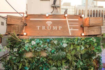 六本木TRAMP BAR 〜屋上BBQ〜の入口の写真