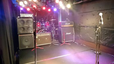 MusicSpaceBARTAKE ライブホールの室内の写真