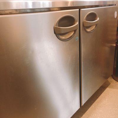 業務用冷蔵冷凍庫 - Koru Takanawa 貸切カフェキッチン・撮影スタジオの設備の写真