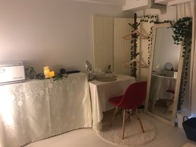 レンタルサロン UNIVERSE レンタルサロンの室内の写真