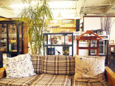 Livingoodレンタルカフェ高円寺 キッチンスタジオの室内の写真