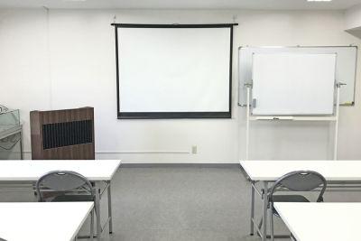 高崎白銀ビル 貸会議室 第一会議室【最大60席】 の室内の写真