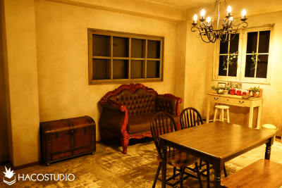 HACOSTUDIO JAM レンタル撮影スタジオの室内の写真