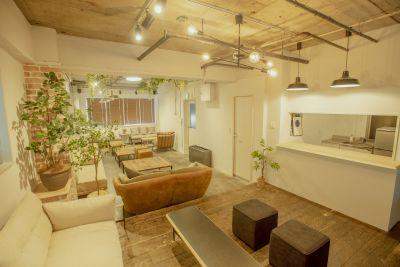 渋谷南口G パーティースペースの室内の写真