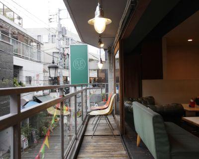 原宿竹下口REISSUE 〜貸切バーベキュー〜の室内の写真