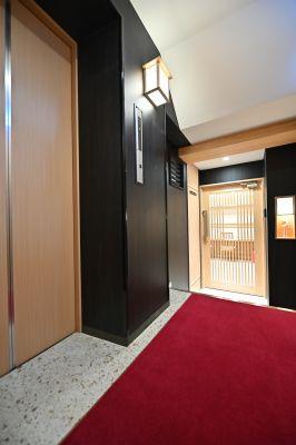 BOOK&OFFICE 文悠 共有スペースの入口の写真