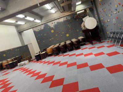 レンタルスペースヒリュウ B1完全防音室の設備の写真