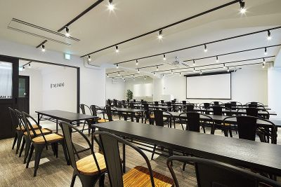 TIMESHARING渋谷青山通 渋谷青山通り3Fの室内の写真