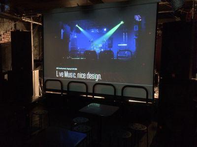 六本木 CLUB EDGE レンタルスタジオの設備の写真