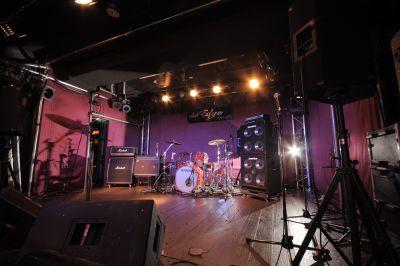 六本木 CLUB EDGE レンタルスタジオの室内の写真