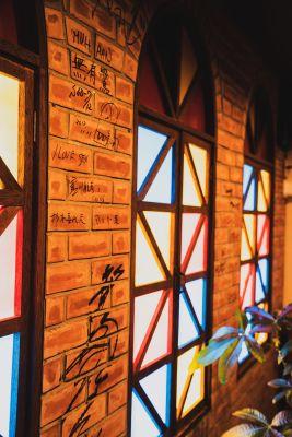 カフェテリア アズーロ ライブ・演奏会の室内の写真