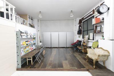 somalier studio レンタルスタジオ 撮影スタジオの室内の写真