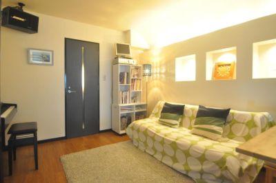 アトリエキッチン鎌倉 キッチン付きパーティースペースの室内の写真