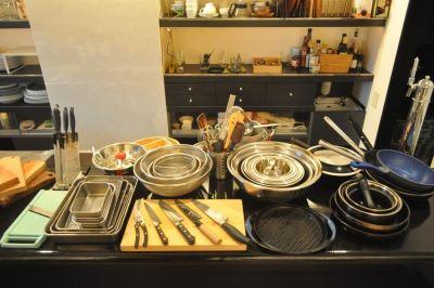 アトリエキッチン鎌倉 キッチン付きパーティースペースの設備の写真