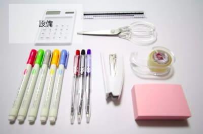 ビジネス新大阪 HELLO会議室の設備の写真