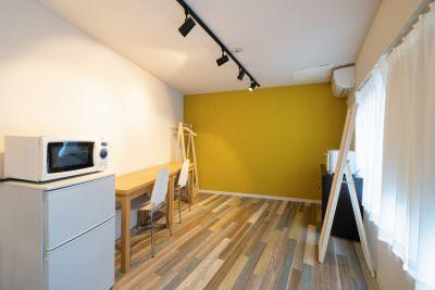 レンタルスペース代々木 代々木駅近リノベスペース!の室内の写真