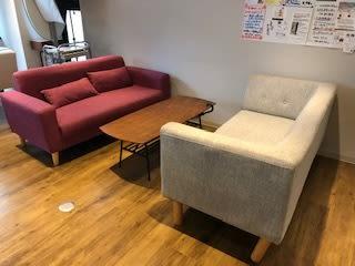 D➜スタート心斎橋 コワーキングスペース(受付常駐)の室内の写真
