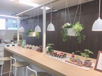 Busico.梅田 会議室の設備の写真