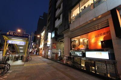 心斎橋レンタル美容室 302 心斎橋駅近のレンタル美容室の外観の写真