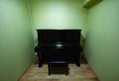 相模原レンタルスタジオKUNST Kスタジオ通常利用の室内の写真