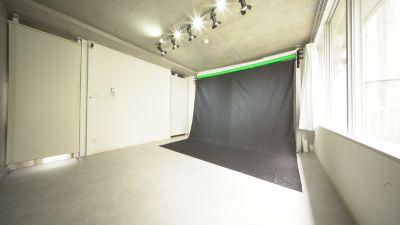 S.STUDIO Aスタジオ/撮影,自由スペースの入口の写真