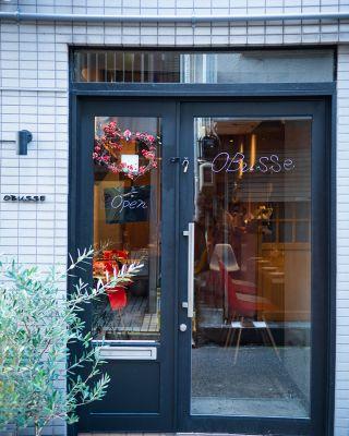 Obusse オブッセ レストランの外観の写真