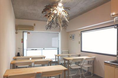 ミース金山 リノベーションスペースの室内の写真