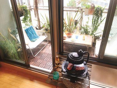 Green Living  Yoyogi Park Sideの室内の写真
