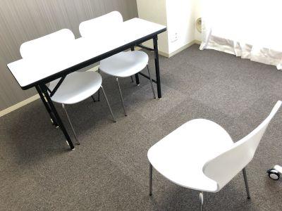 面接会場としても - K-Platセンター北 レンタルスペース、貸し会議室の室内の写真