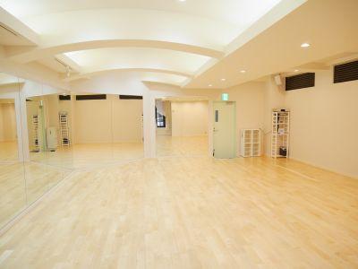 STUDIO TENORAS レンタルスタジオ 1Fの室内の写真