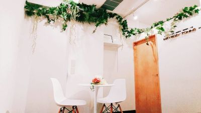 INITYBODYTONING 港区赤坂レンタルサロンINITYの室内の写真
