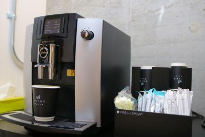 コーヒーメーカー無料 - ACTBE Horieイベント貸 イベントスペースの設備の写真