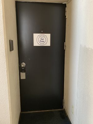 Studio2ndScene 外苑駅前スタジオ /消毒完備!の入口の写真