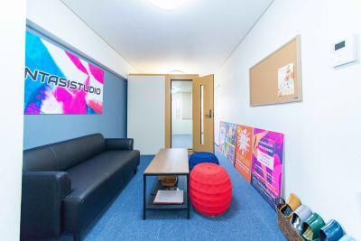 ファンタジスタジオ  ファンタジスタジオの室内の写真