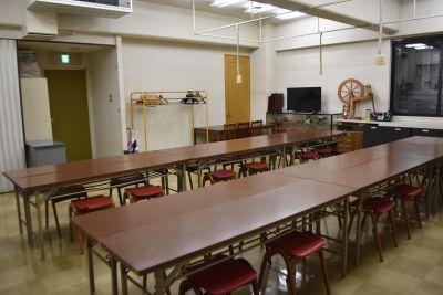 マリヤ手芸店 手工芸室・クラフトスペースの室内の写真
