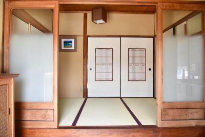 Luana ベース 古民家まるごと1棟の入口の写真