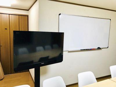 エキマエ会議室 三宮 base01の設備の写真