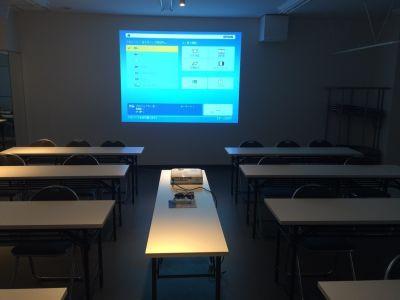 新宿 レンタルスペース『レガージェ』 会議室の設備の写真
