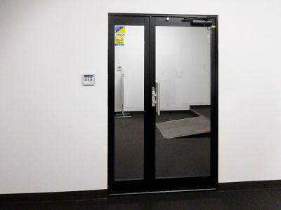 千葉中央大ホール・貸し会議室 第二会議室の入口の写真