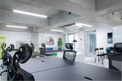 COFFICE門前仲町 デザイン会議室&オフィス!の室内の写真