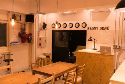 Little Japan レンタルスペースの室内の写真