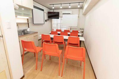 博多フリー会議室 【シュガースペース06】の室内の写真