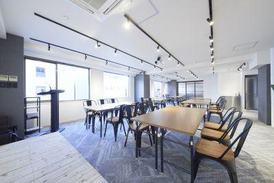 渋谷伸工ビルイベントスペース TIME SHARING伸工ビルの室内の写真