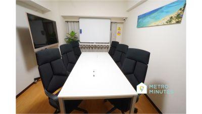 【ナギサ会議室】 ホワイトボード無料の貸し会議室♪の室内の写真