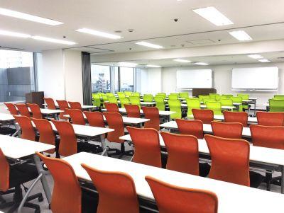 自習室うめだの貸し会議室 1ビル 1181+1182 自習室うめだの室内の写真