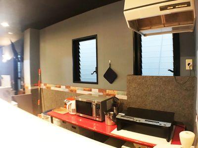 キッチン2 - カラメル五反田東口店 パーティ会場・レンタルキッチンの室内の写真